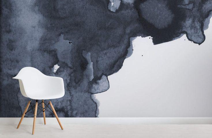 Papier Peint Effet Cuir Noir Idees
