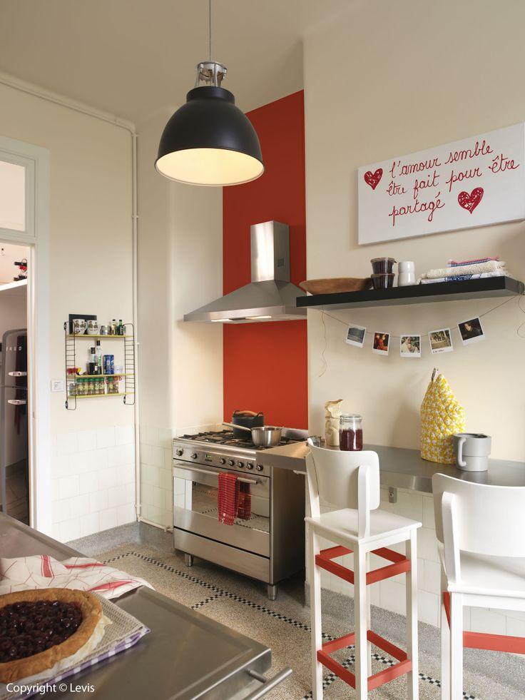 Mejores 23 imágenes de Keuken Kleurinspiratie en Pinterest   Cocinas ...