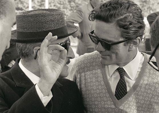 .Pier Paolo Pasolini and ToTò
