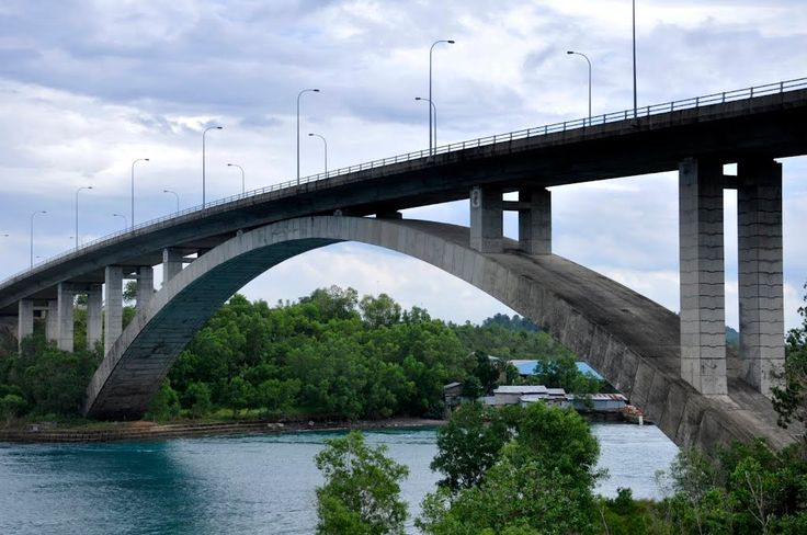 batam indonesia | Barelang 5, Batam Bridge, Pulau Galang, Batam Indonesia