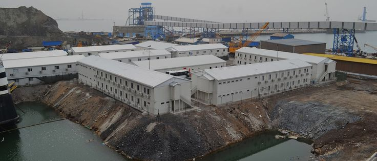 İstanbul merkezli, ilkleri gerçekleştiren Prefabrik Yapı A.Ş. hafif çelik teknolojisi kullanarak ürettiği hazır yapı çözümleriyle sektöründe öncüdür