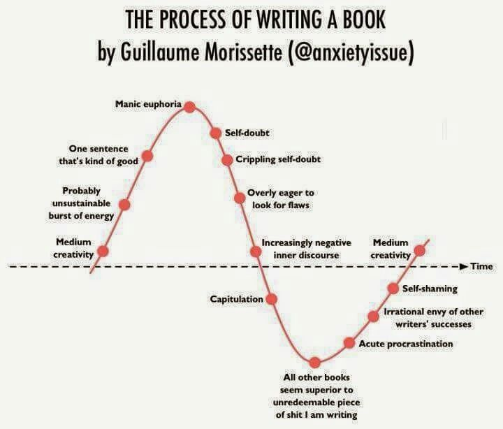 the process of writing a book Writing process and structure  overview  when you are asked to write a critical review of a book or article,.