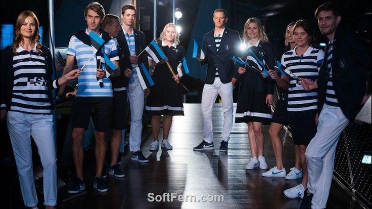 Estonia        Dress to Impress: Rio Olympics the teams' uniforms. ... 41…