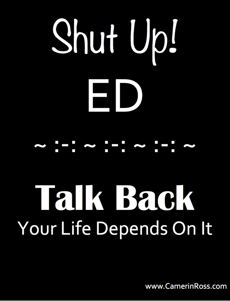 Quotes About Ed Recovery 412 best eating disord...