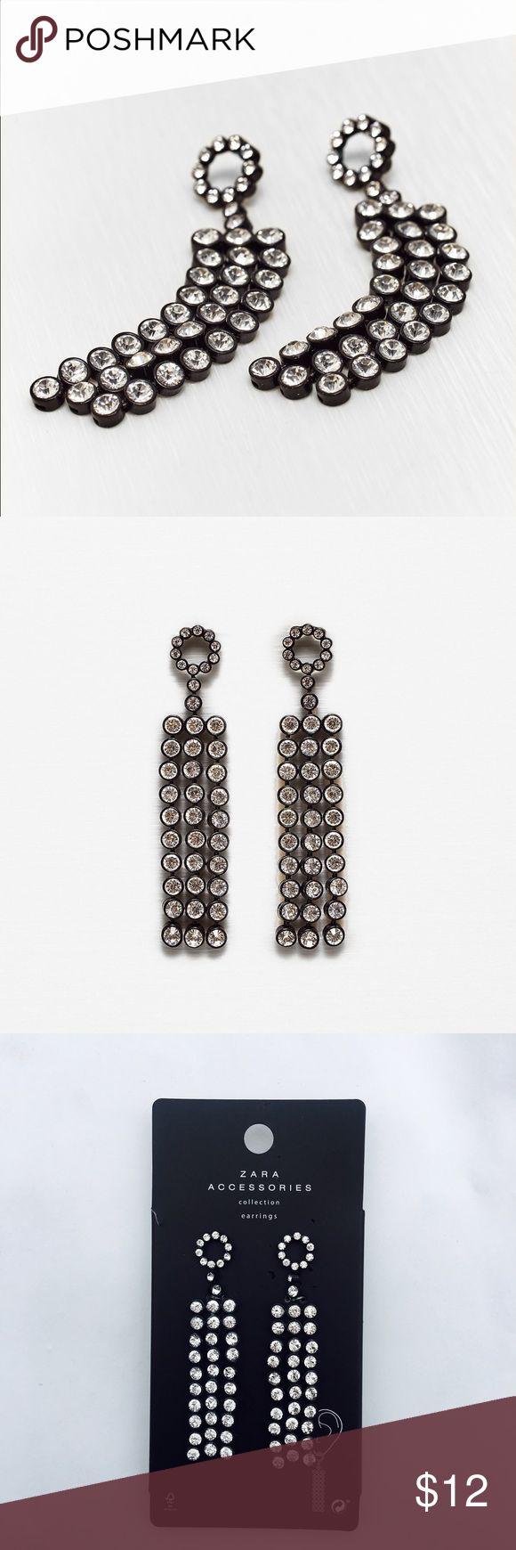 ZARA Earrings Zara Jewelry Earrings