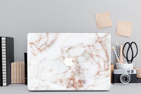 Marble White Macbook Air 13 inch Hard Case Mac Stone Macbook Case 12 Macbook Pro 13 Inch Macbook Case 15 Macbook Case Pro Retina 15 CA2027