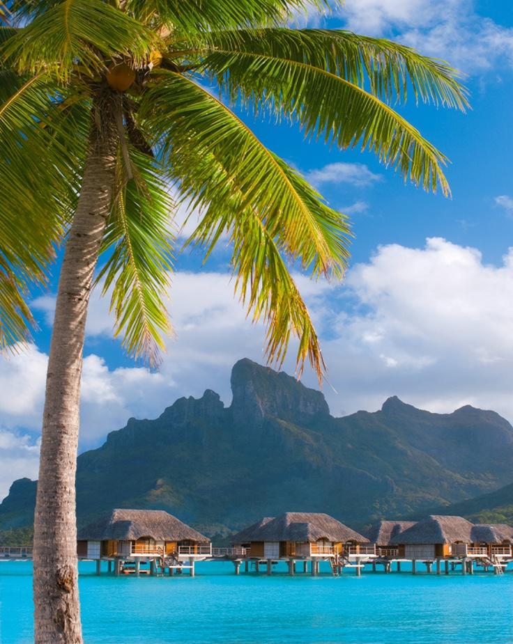 Bora Bora? don't know, but it's paradise to me...