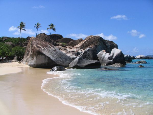 Virgin Gorda, British Virgin Islands. Just to dip my toes into that water.Favorite Places, British Virgin Islands, Honeymoons Places, Bath, Travel, Beautiful Beach, Virgin Gorda, Caribbean, Beautiful Nature