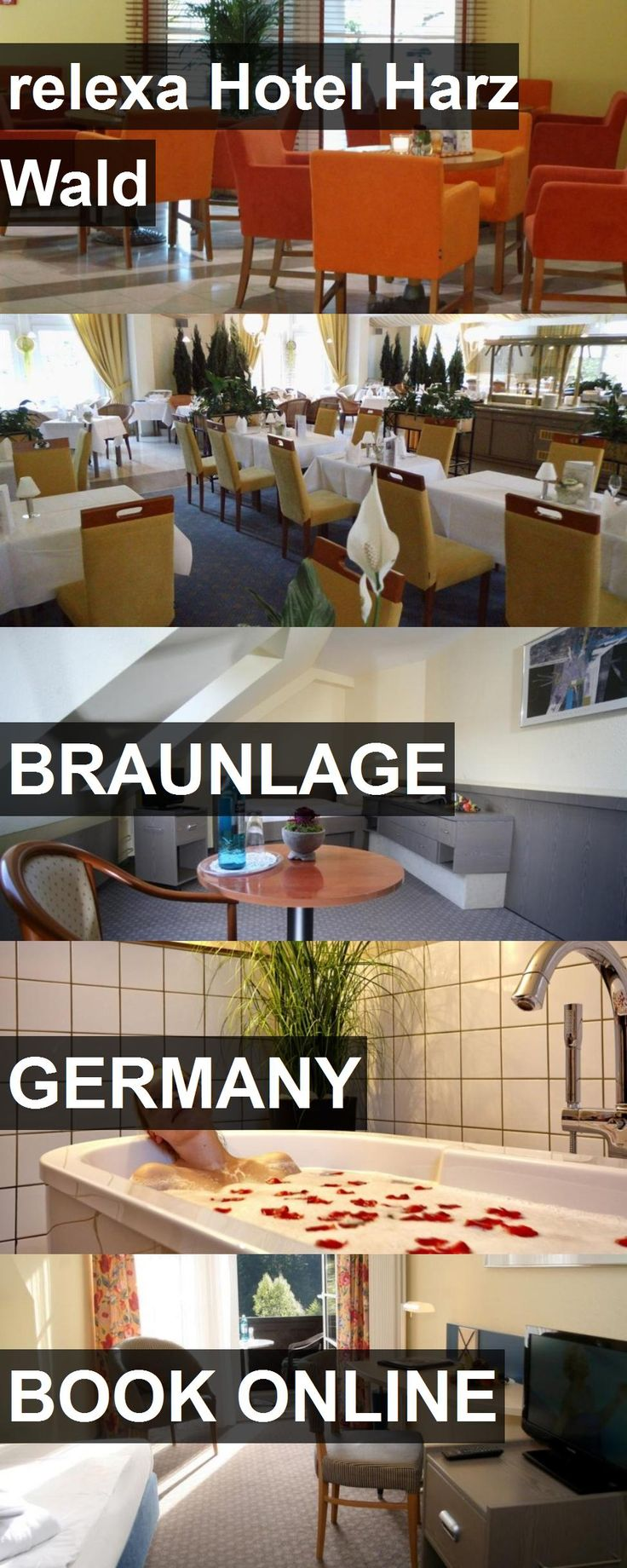 relexa Hotel Harz Wald in Braunlage, Germany. For more information, photos, reviews and best prices please follow the link. #Germany #Braunlage #travel #vacation #hotel