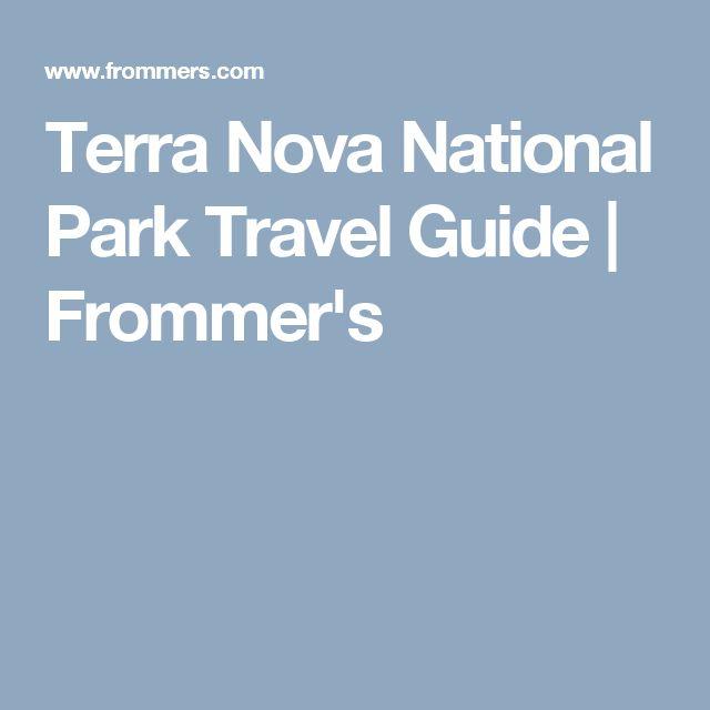 Terra Nova National Park Travel Guide   Frommer's