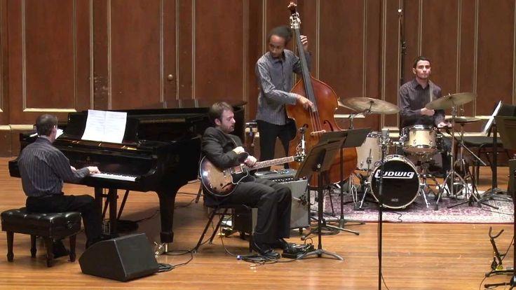 Fred Hersch + the NEC Jazz Orchestra perform Jaki Byard's Aluminum Baby