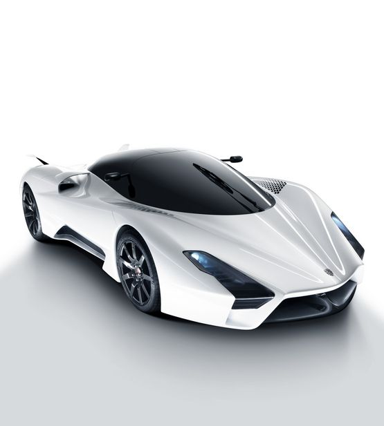 Shelby Super Cars Tuatara - the most powerfull car in the world