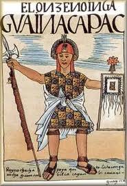 14 – (1533) Noble Linaje. Quipe Sisa es Hija del Inca Huayna Capac y de Contarhuacho, poderosa y rica curaca de los Huaylas.