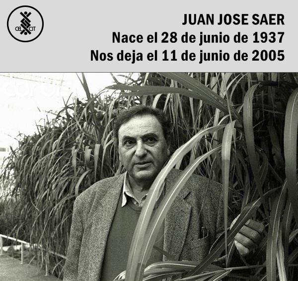 El recuerdo de Juan José Saer Escritor argentino