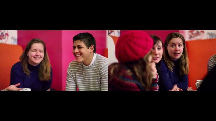 Inés de Ourense preparó este vídeo para presentarse a sus amigos como embajadora de la marca <3