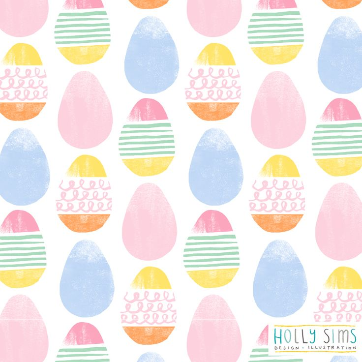 Vedi questo progetto @Behance: u201cEaster Egg Patternu201d https://www.behance.net/gallery/47246855/Easter-Egg-Pattern