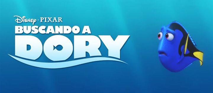 Buscando a Dory, secuela de la mítica Buscando a Nemo, otra apuesta segura de Disney para el 2016