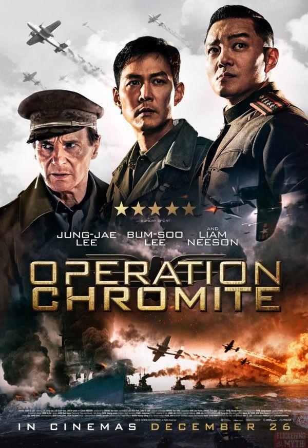 ดูหนังออนไลน์ Operation Chromite (2016) ยึด พบกับความบู๊มันส์ลั่นปฐพี! ที่ประวัติศาสตร์ต้องจารึก / ปฐพีนี้เราจะเอาคืน พบกับ Liam Neeson (เลียม นีสัน)