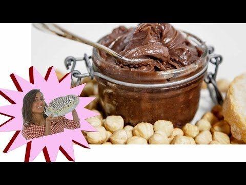Crema Spalmabile alle Nocciole - Tipo Nutella Fatta in Casa - Le Ricette di Alice - YouTube