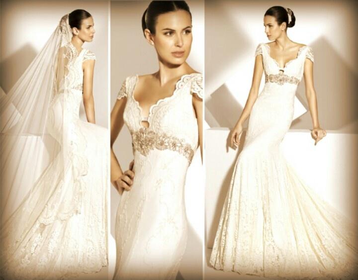 Image Detail For Wedding Dress Franc Sarabia Bridal Gowns Spanish Designers 9