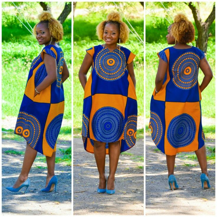 When you can make your own dress #afrocreate #iamkellyann