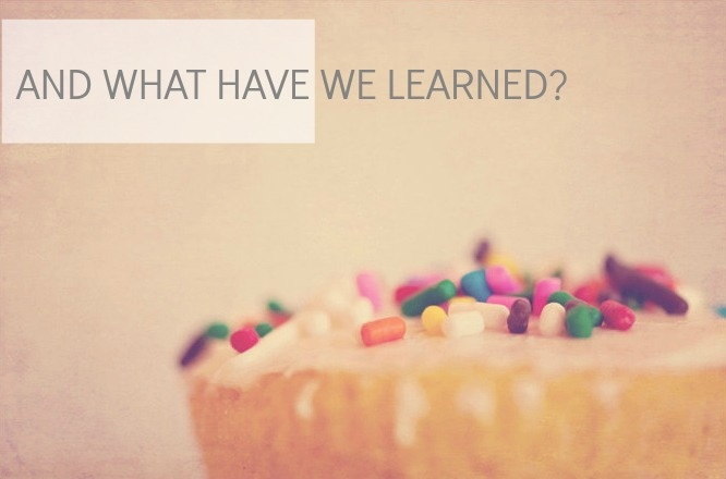yes and yes: 33 Things I've Learned In 33 Years. Awesome life lessons!