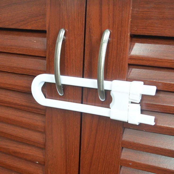 Adjustable U Shaped Door Guard – uShopnow store