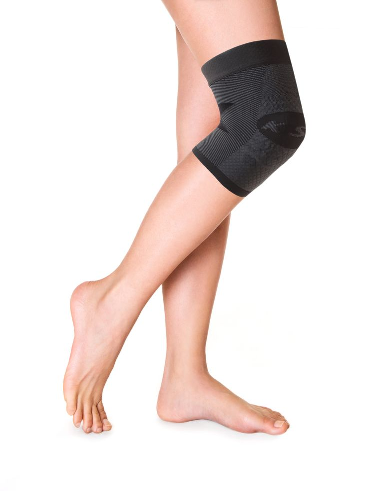 The KS7 Knee Compression Sleeve provides effective knee support. The highest quality medical grade compression knee sleeve on the market.