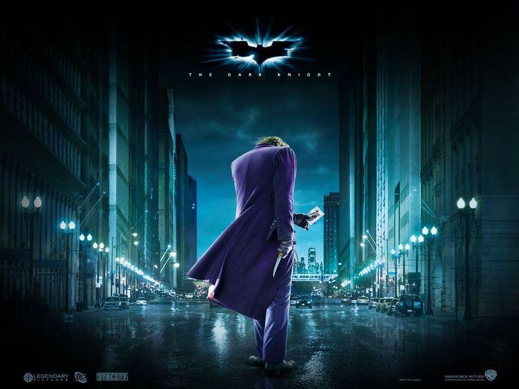 Joker Dark Knight Wallpapers - Wallpaper Cave