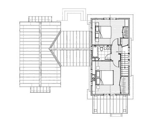 Plans of small farm houses