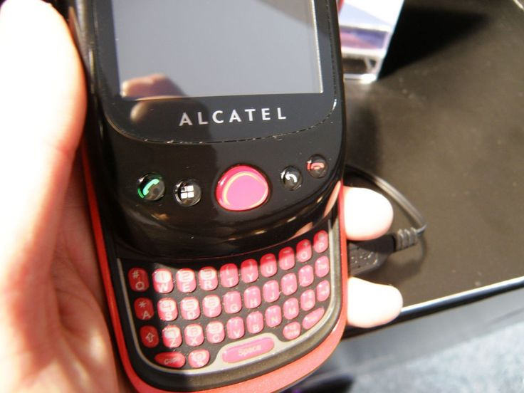 In pictures: the Alcatel OT-980 Android phone | Alcatel has sprung something of a surprise by releasing an Android phone when it's so traditionally ploughing the bottom end of the market. Buying advice from the leading technology site