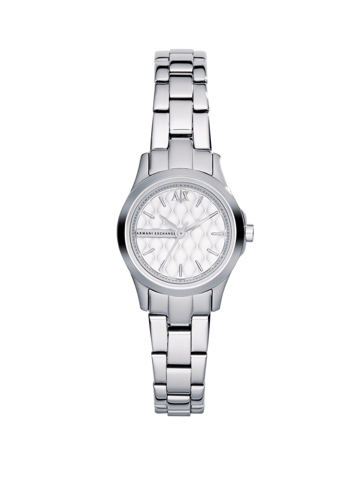 The Styling Up stylists recommend: Armani Exchange: Round Dial Watch
