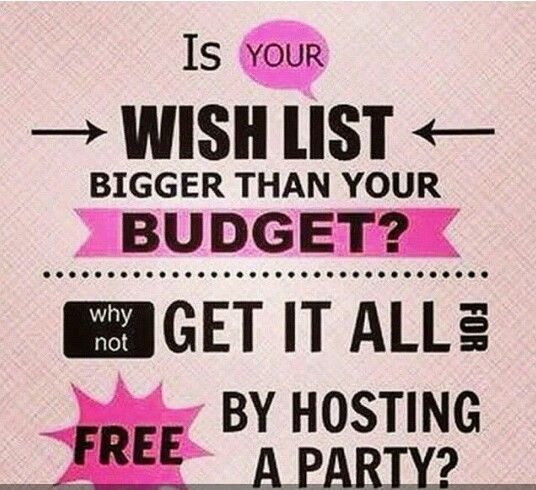 host a party to get free products need a book samples - Hosting A Party At Home
