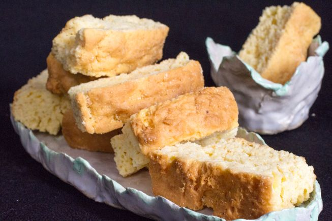 Buttermilk Rusks Recipe - with eggs