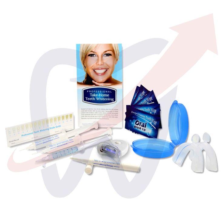 """""""USA #1 BEST SELLER Teeth Whitening Kits, Gels & Accessories + Custom Packaging"""""""