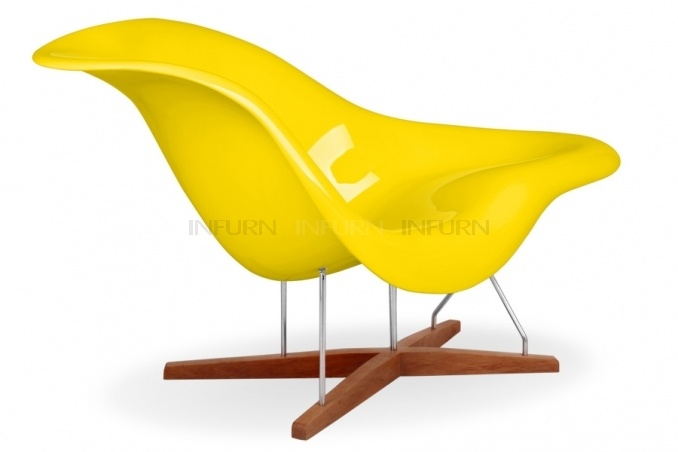 La Chaise inspired by Charles Eames