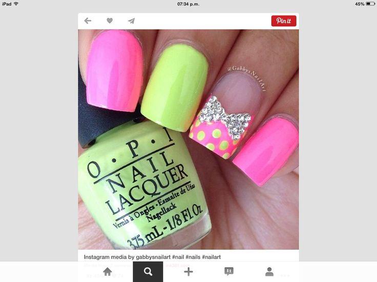 Mejores 69 imágenes de Mis diseños de uñas en Pinterest | Diseños de ...