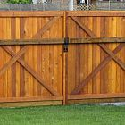 Gallery Fencing Photo Wood Fence Fence Design Fence