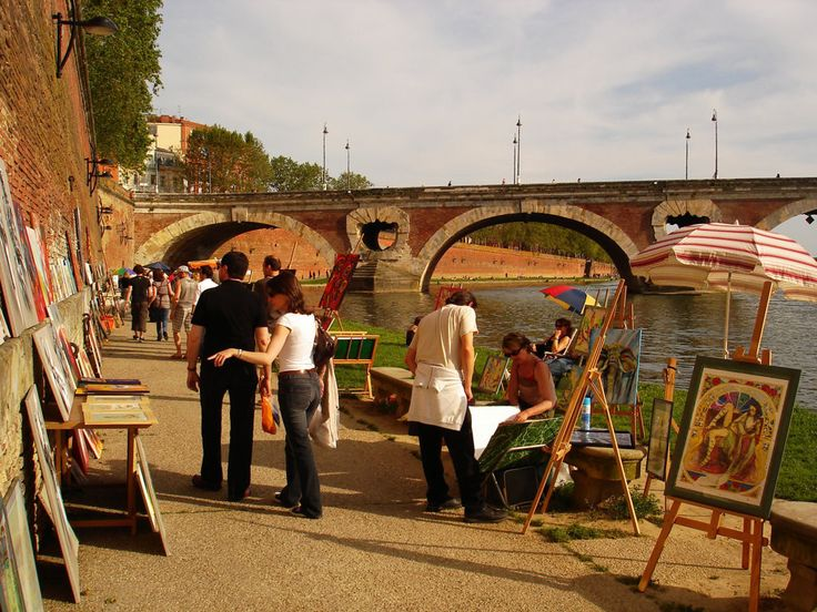 Toulouse European Best Destinations Copyright Office du tourisme de Toulouse #Toulouse #France #Travel #Europe #ebdestinations @ebdestinations