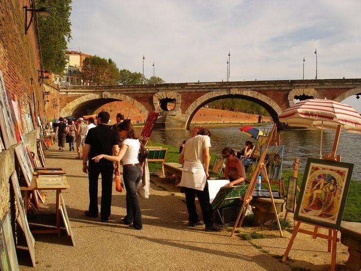 Toulouse European Best Destinations Copyright Office du tourisme de Toulouse #Toulouse #France #Travel #Europe #ebdestinations @ebdestinations