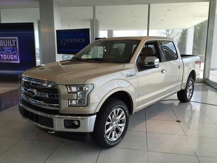 2017 Ford F150 Crew Cab 4x4 Trucks Pinterest And Vehicle
