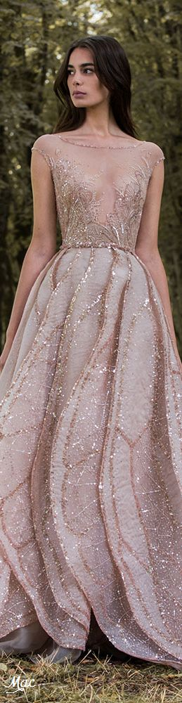 Fall 2016-2017 Haute Couture - Paolo Sebastian This is like a Fairy dress