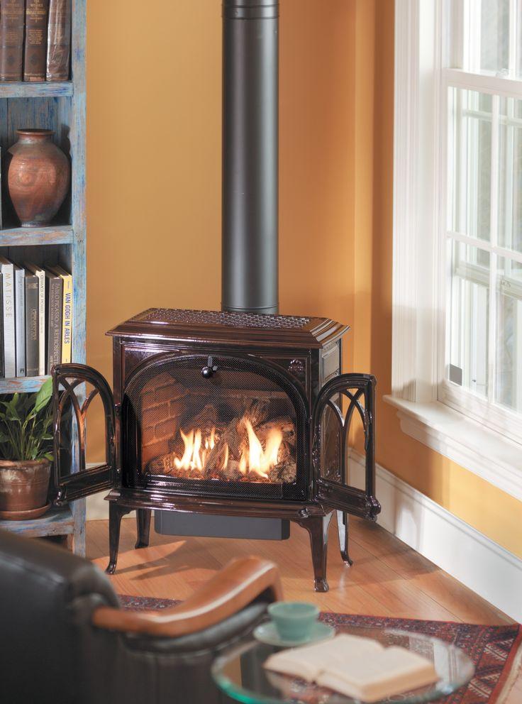 25 best Jotul Fireplaces images on Pinterest | Wood stoves, Wood ...