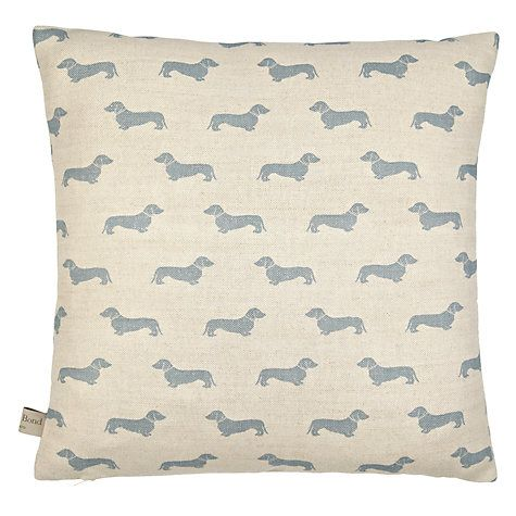 Buy Emily Bond Dachshund Cushion Online at johnlewis.com