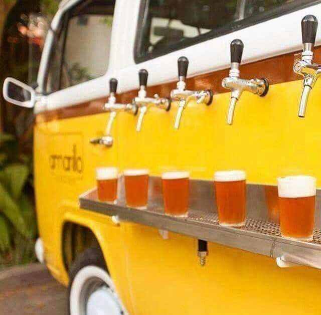 Beer bus..Re-pin brought to you by agents of #carinsurance at #houseofinsurance in Eugene, Oregon