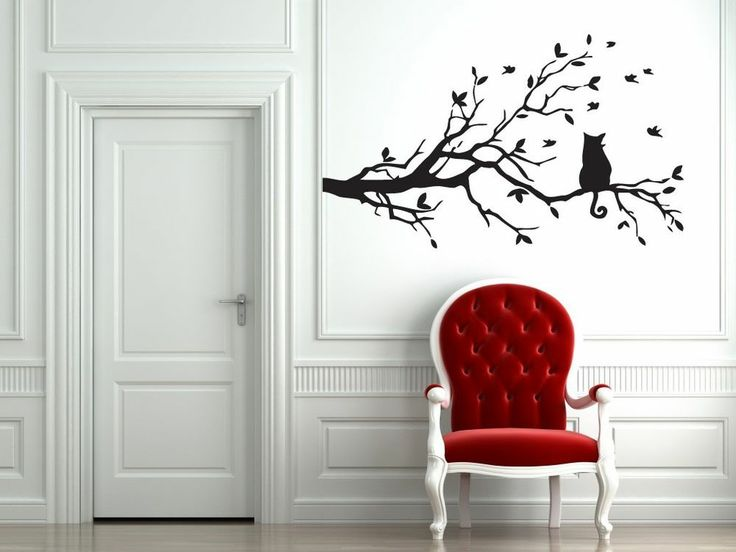 Best Tree Wall Decals Images On Pinterest Tree Wall Decals - Vinyl stickers for walls