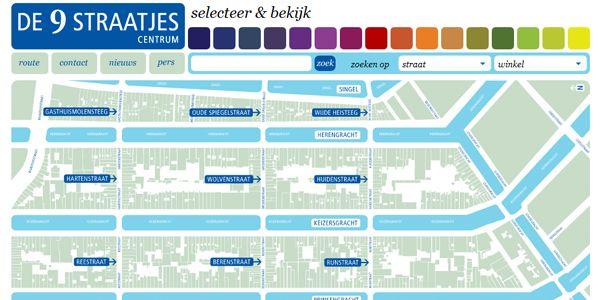 De negen straatjes Amsterdam