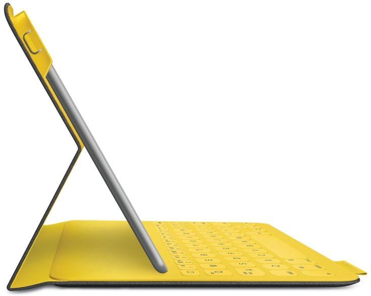 Logitech Fabric Skin Keyboard Folio for iPad Air