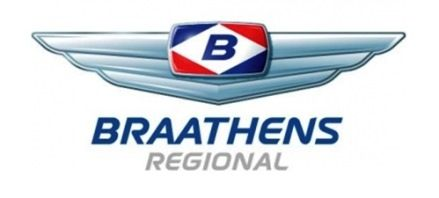 Braathens Regional Logo. (SWEDISH).