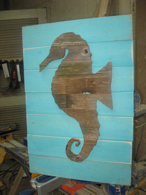 Les 25 meilleures id es de la cat gorie art mural en bois for Morceau bois flotte